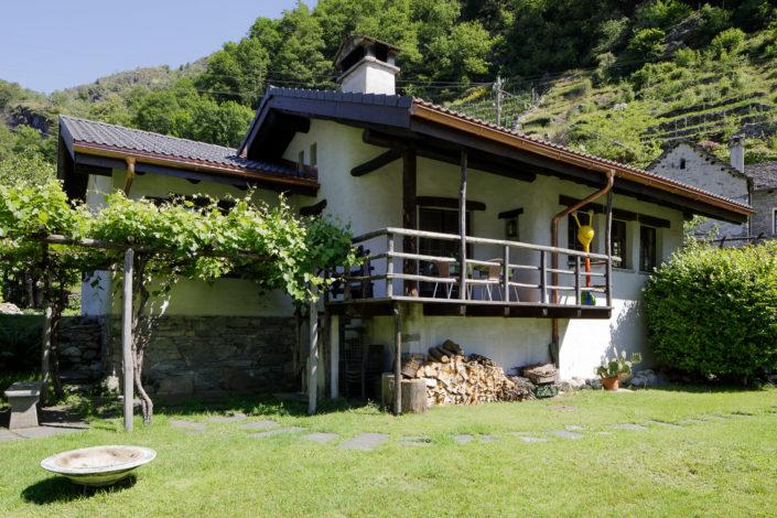 Ferienhaus Valle Maggia