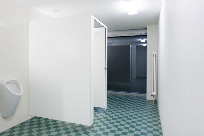 WC Kabinen